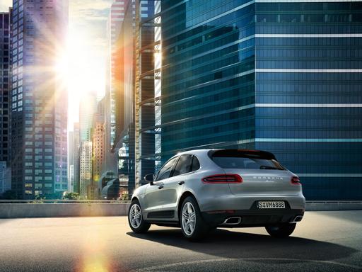 Unser exklusives Leasingangebot für Sie: Der Porsche Macan.