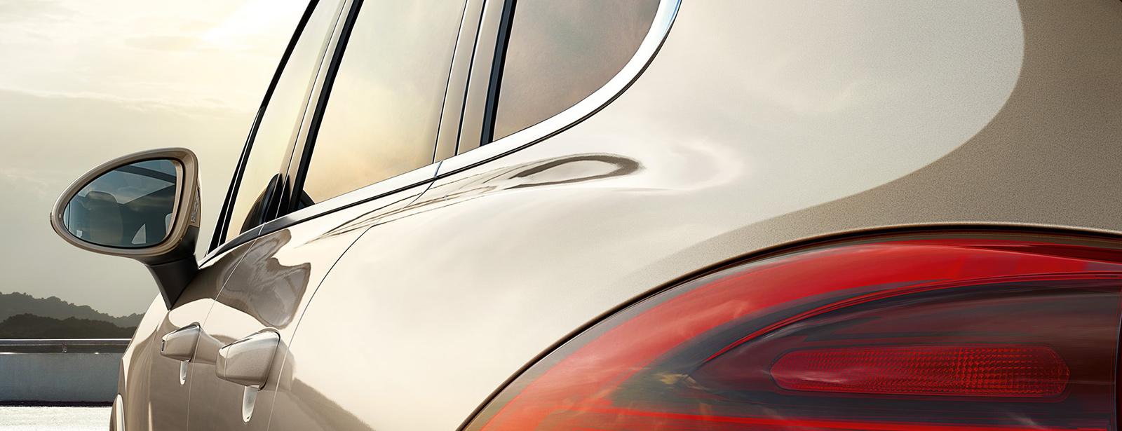 Fahrzeugaufbereitung Porsche Cayenne