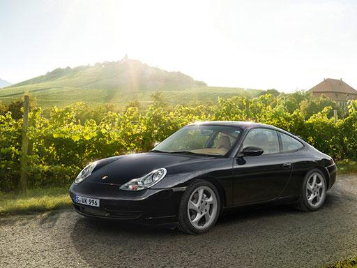 Wartungsangebote Porsche 911 (996) Modelle